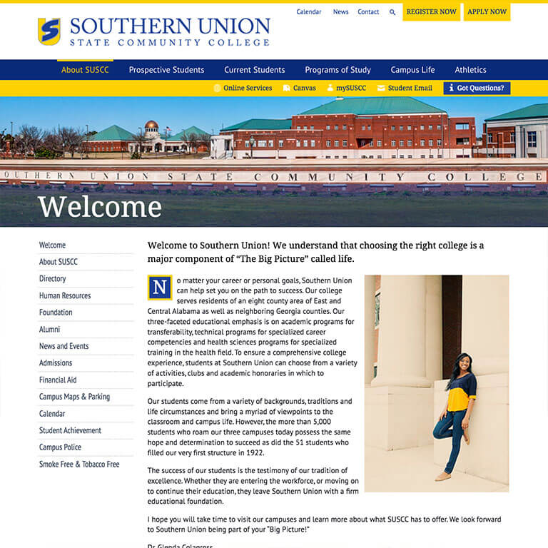 Southern Union State Community College - Image 2