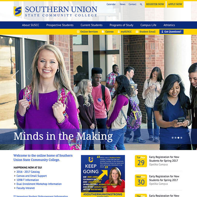 Southern Union State Community College - Image 1