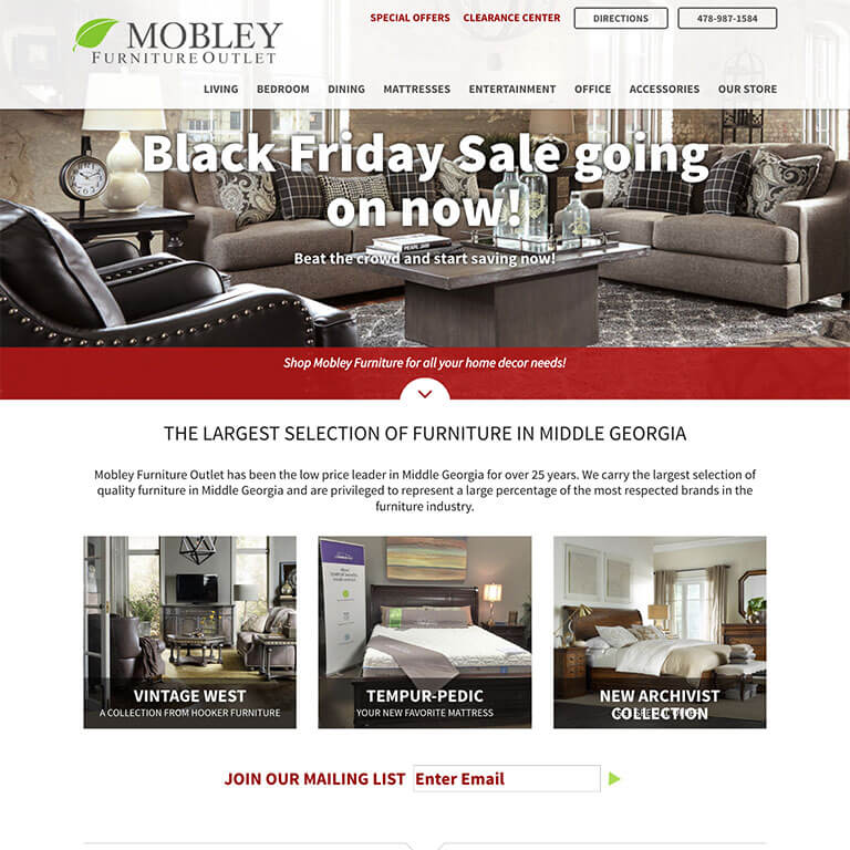 Mobley Furniture Outlet - Image 1