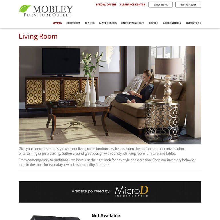Mobley Furniture Outlet - Image 2