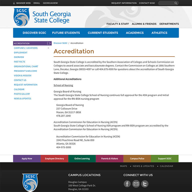 South Georgia State College - Image 2