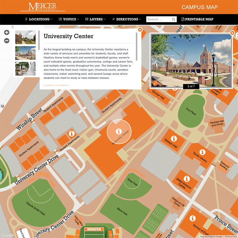 Mercer University Admissions - Image 3