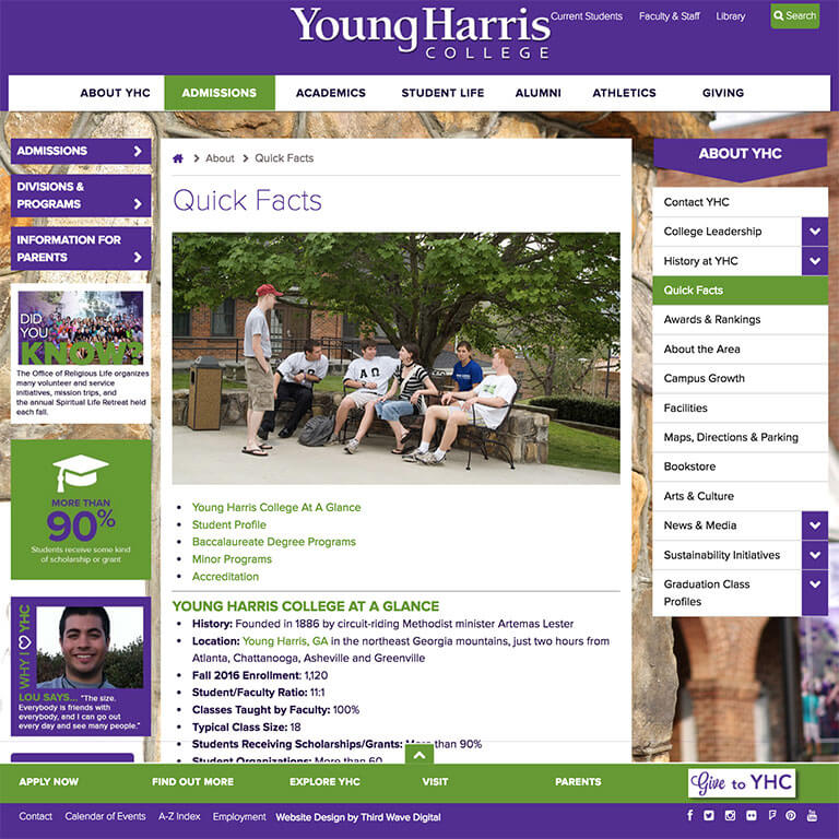 Young Harris College - Image 2
