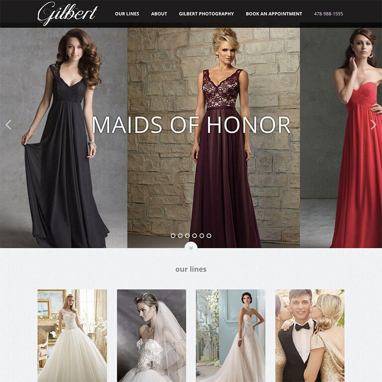 Bridals By Gilbert - Image 1