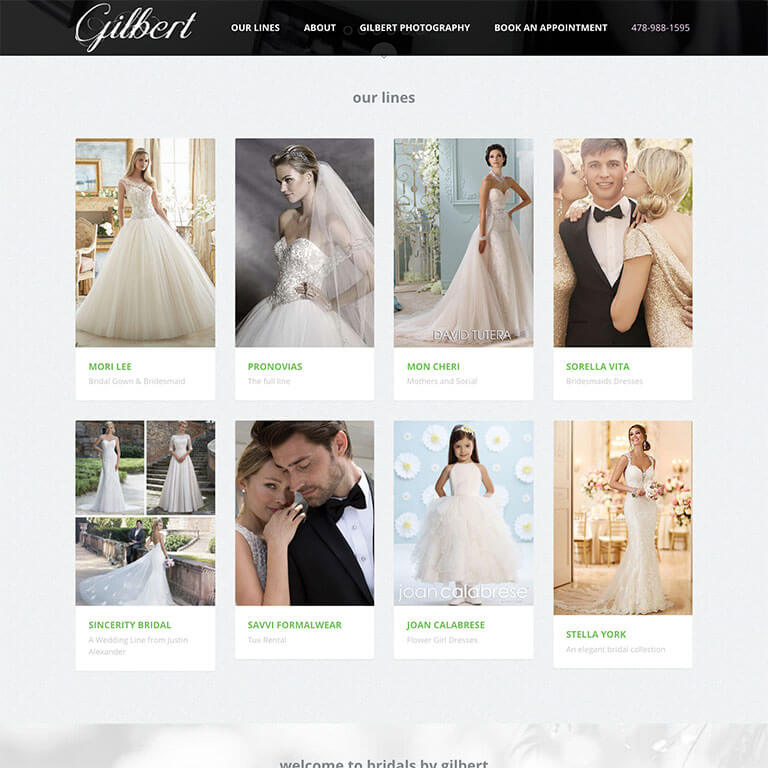 Bridals By Gilbert - Image 2